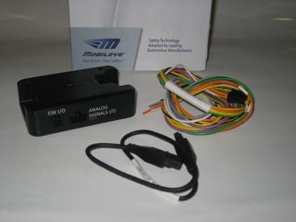 Mobileye Analog Anschluss Box