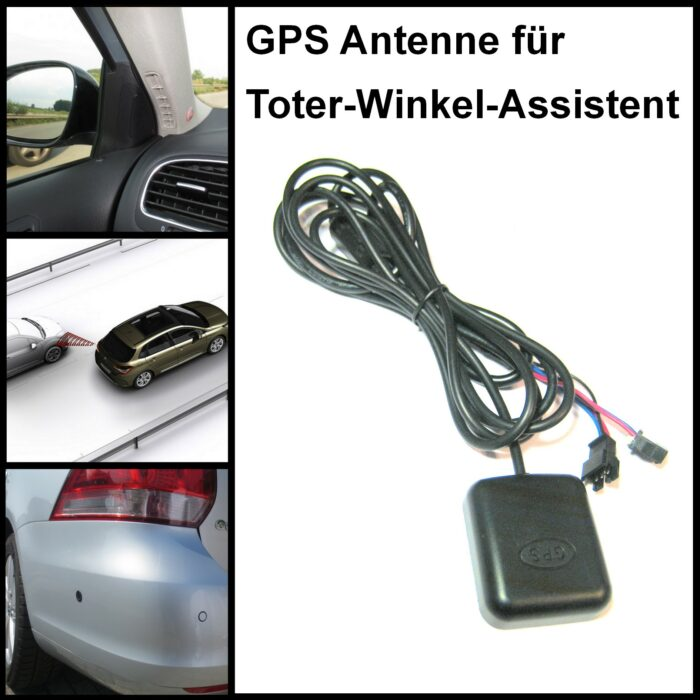 GPS-Speed-Modul zum Aufrüsten für Toter-Winkel-Assistent-0