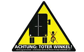 Toter-Winkel-Assistent mit 2 x High Class UNTERBAU Sensoren / Spurwechsel-Assistent / Blind Spot Assist-845