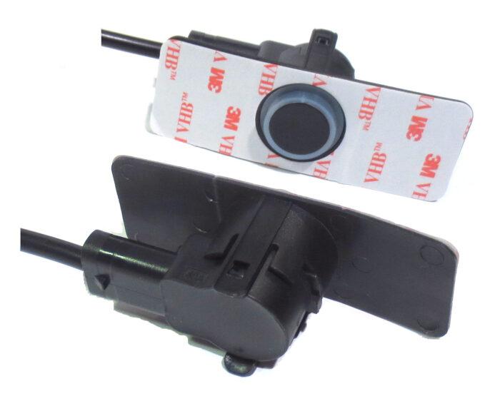 Toter-Winkel-Assistent mit 2 x High Class UNTERBAU Sensoren / Spurwechsel-Assistent / Blind Spot Assist-1041