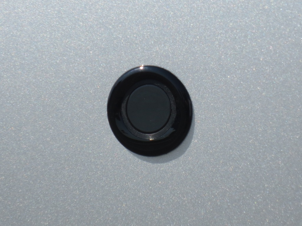 Toter-Winkel-Assistent mit 2 x High Class UNIVERSAL Sensoren incl. GPS-Speed-Modul-939