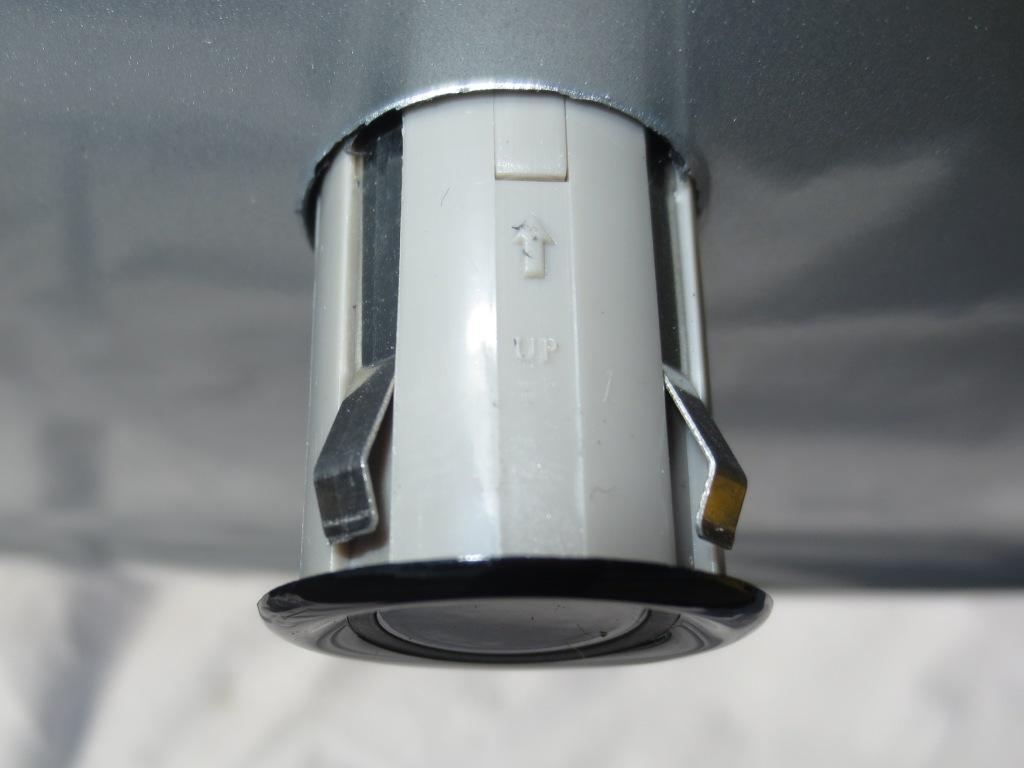 Toter-Winkel-Assistent mit 4 x Universal-High-Class-Sensoren incl. GPS-Speed-Modul-985