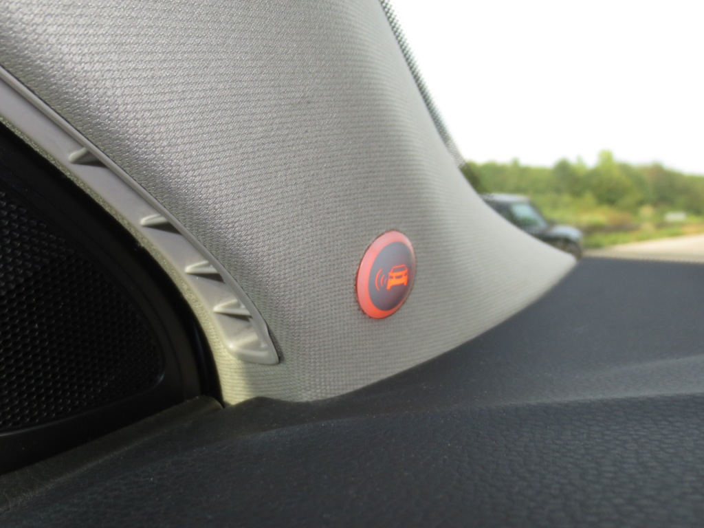 Toter-Winkel-Assistent mit 4 x Universal-High-Class-Sensoren incl. GPS-Speed-Modul-986