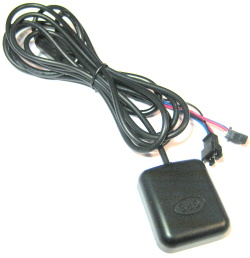 Toter-Winkel-Assistent mit 4 x Universal-High-Class-Sensoren incl. GPS-Speed-Modul-990