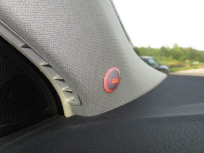 Toter-Winkel-Assistent mit 4 x UNTERBAU-Sensoren incl. GPS-Speed-Modul-1019