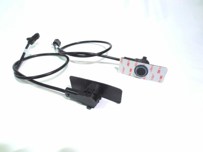 Toter-Winkel-Assistent mit 4 x UNTERBAU-Sensoren incl. GPS-Speed-Modul-1023