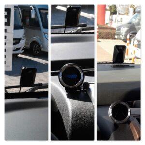 CellNet ® Einbaubeispiel Fiat / Iveco