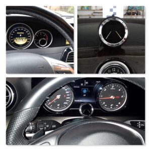 CellNet ® Einbaubeispiel Mercedes